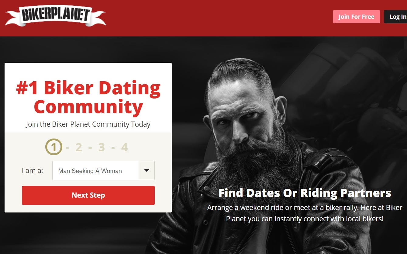 motorcycle dating website
